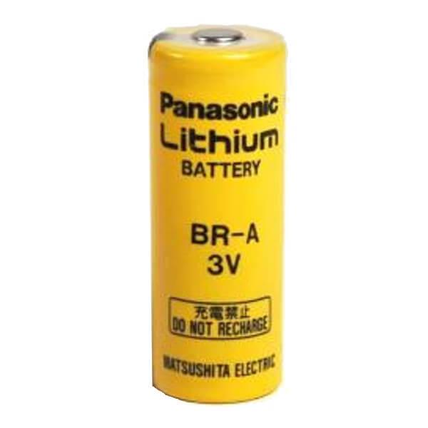 Panasonic Lithium Rundzelle BR-A 3,0V 1800mAh