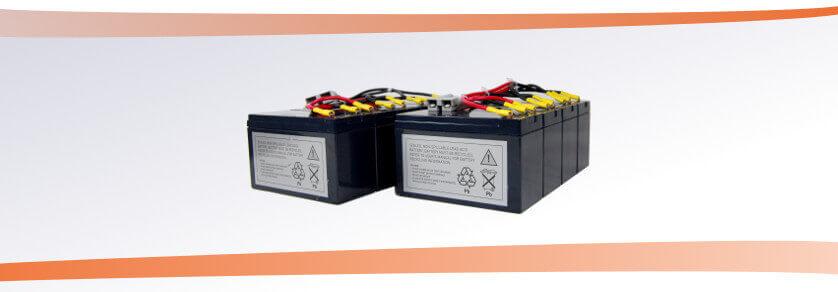 APC RBC12 Batterien