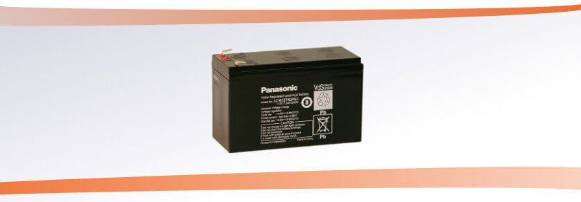 APC RBC40 Batterien