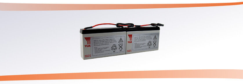 APC RBC18 Batterien