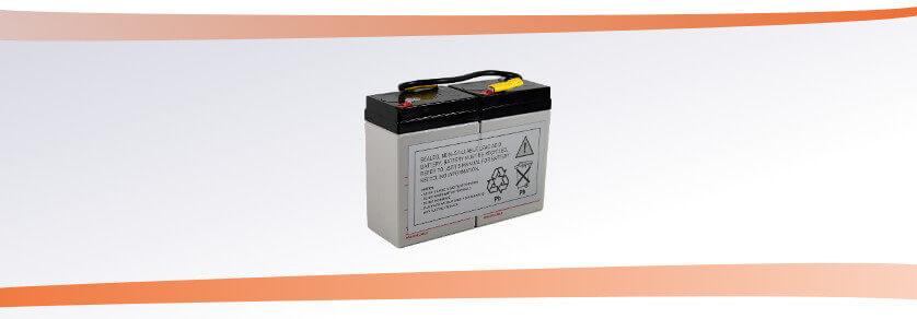 APC RBC1 Batterien