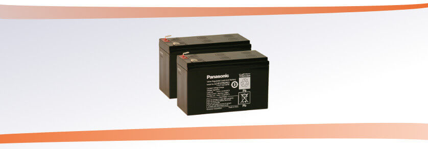 APC RBC22 Batterien