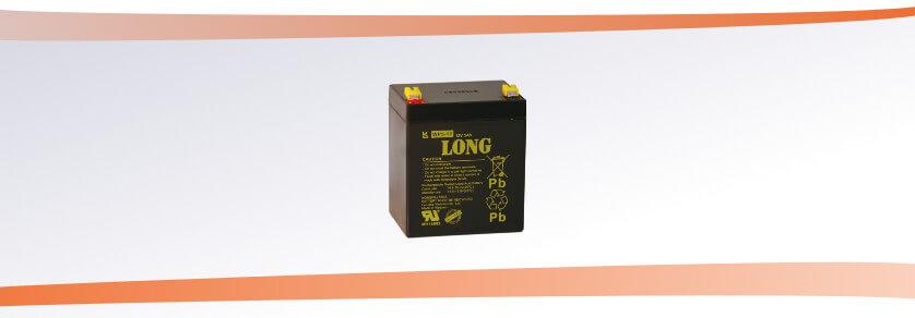 AEG USV Batterien