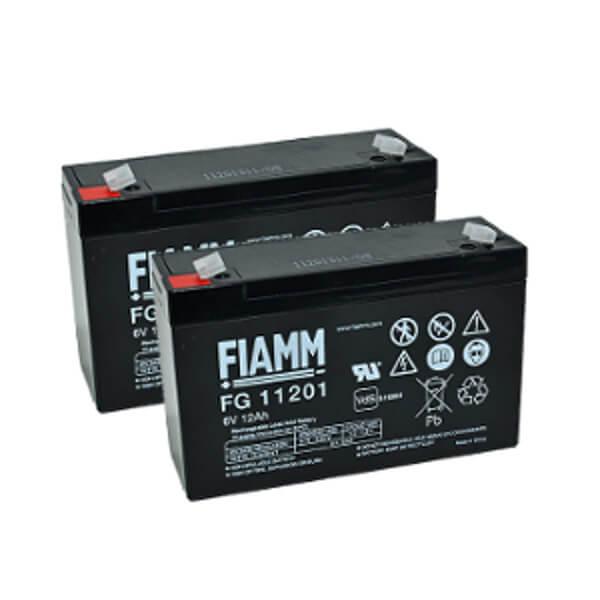 Batteriesatz für APC Replacement Battery Cartridge #3 (RBC3)