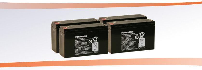 APC RBC34 Batterien
