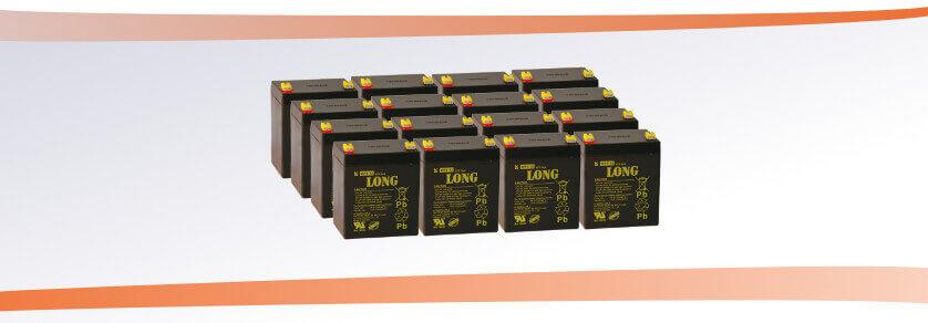 APC RBC44 Batterien