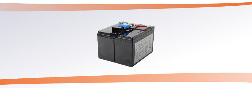 APC RBC48 Batterien