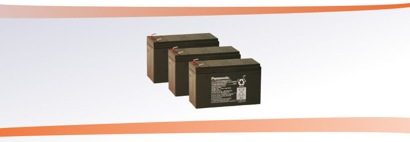 APC RBC53 Batterien