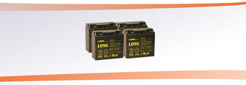 APC RBC55 Batterien