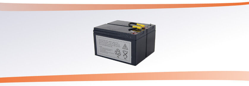 APC RBC5 Batterien