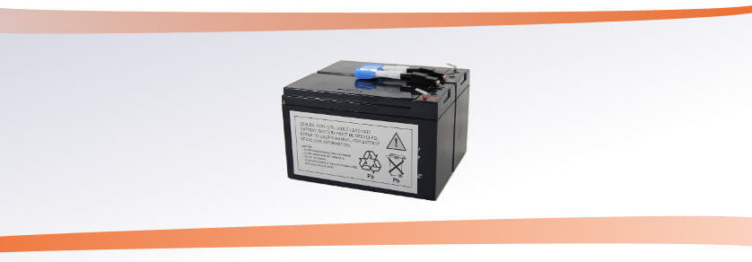 APC RBC9 Batterien