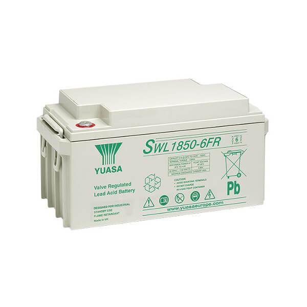 Yuasa SWL1850 12V 74Ah Blei-Akku / AGM Batterie