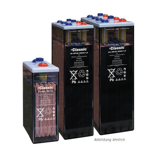 GNB Exide Classic 7 OPZS 700 LA - 2V 750Ah (c10) Batterie