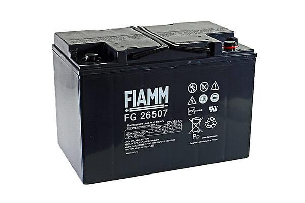 Fiamm FG26507 12V 65Ah Blei-Akku / AGM Batterie
