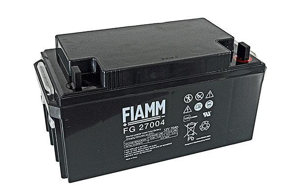 Fiamm FG27004 12V 70Ah Blei-Akku / AGM Batterie