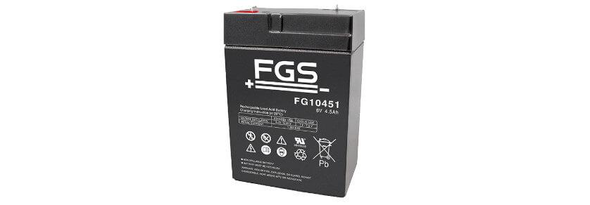 FGS Akkus Standard