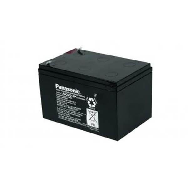 Panasonic LC-CA1212P1 12V 12Ah Blei-Akku / AGM Batterie Zyklenfest