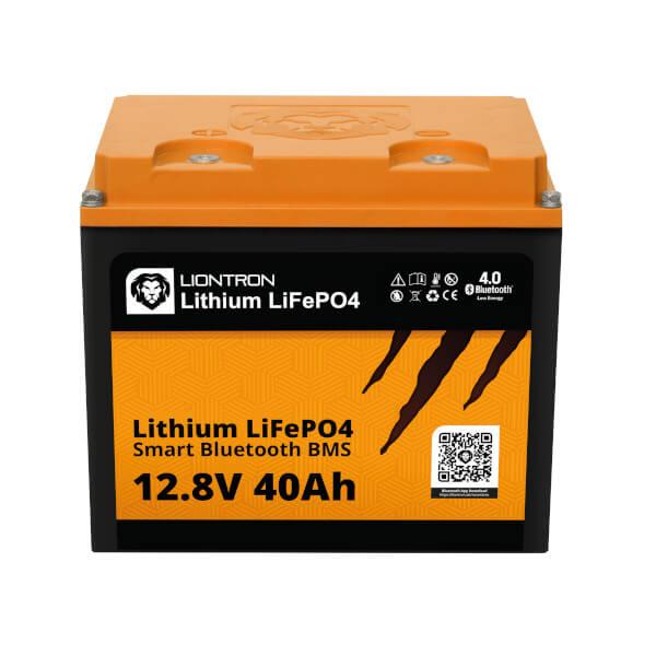 LIONTRON LiFePO4 12,8V 40Ah Lithium Batterie