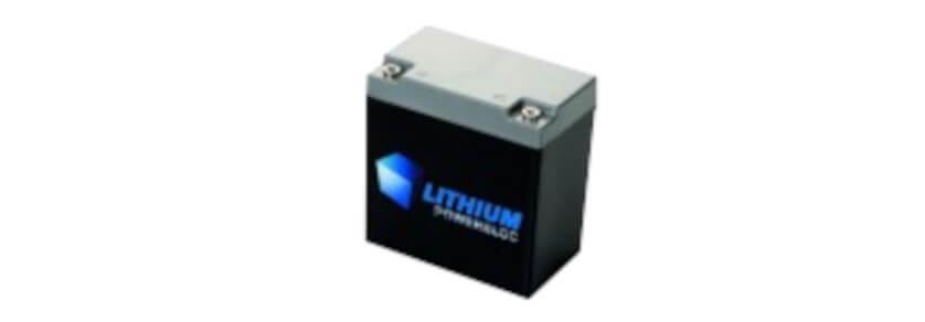 Lithium Powerbloc LiFePo4 Akkus