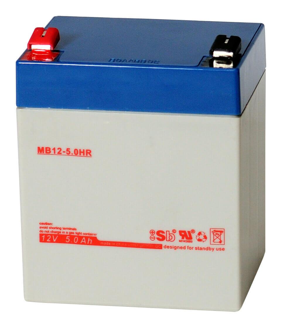 Sun Battery MB12-5HR 12V 5,4Ah Bleiakku