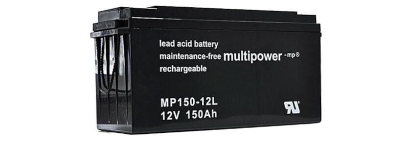 Multipower Akkus Longlife