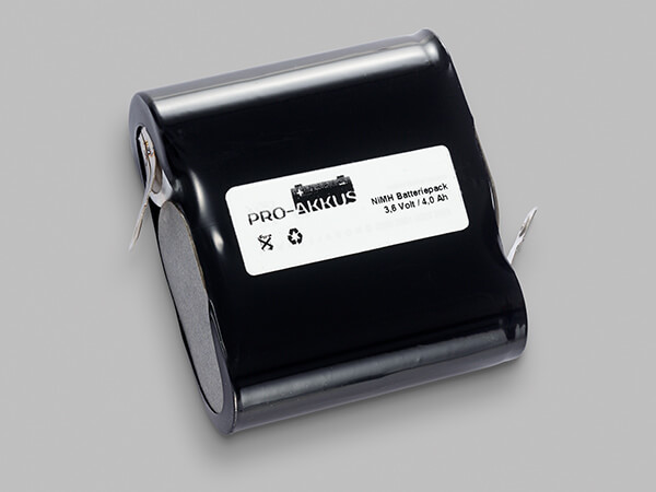 NiMh Notbeleuchtung Akku 3,6V / 4000mAh 7/5SC HT Reihe