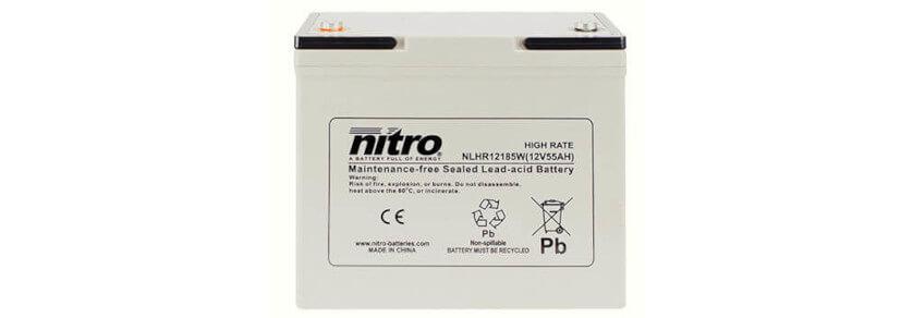 nitro Akkus High Rate