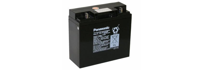 Panasonic Akkus Longlife 10-12