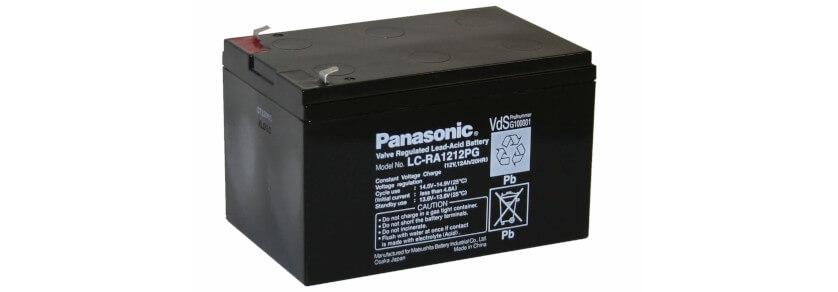 Panasonic Akkus Longlife 6-9