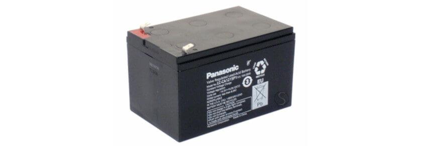 Panasonic Akkus zyklenfest