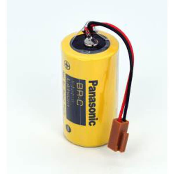 Panasonic Lithium Spezialbatterie BRCCF1TH 3V / 5000mAh mit Kabel Stecker IL-2S-S3