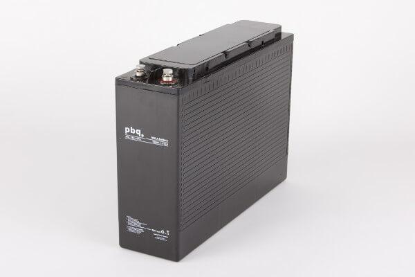 pbq 105-12FA AGM Bleiakku - 12V 105Ah Front Access 10 Jahrestyp