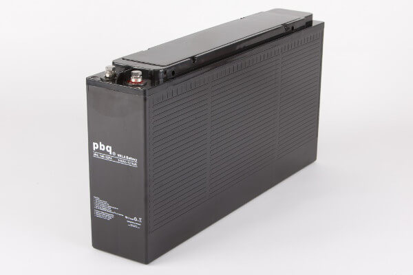 pbq 140-12FA AGM Bleiakku - 12V 140Ah Front Access 10 Jahrestyp