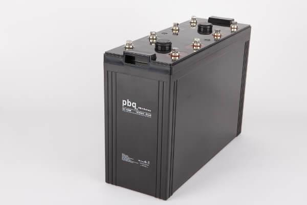 pbq SC-1000 AGM Bleiakku - 2V 1000Ah Single Cell Monoblock