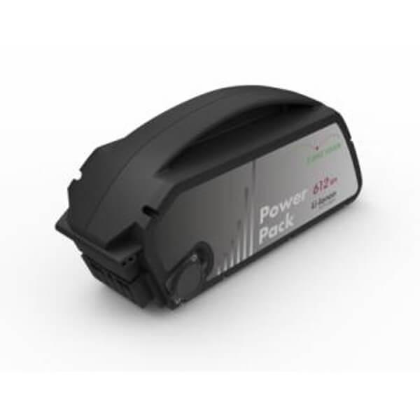 "E-Bike Vision Akku für Bosch ""Classic Line"" Antriebssystem Li-Ionen 36V / 17Ah Unterrohr"