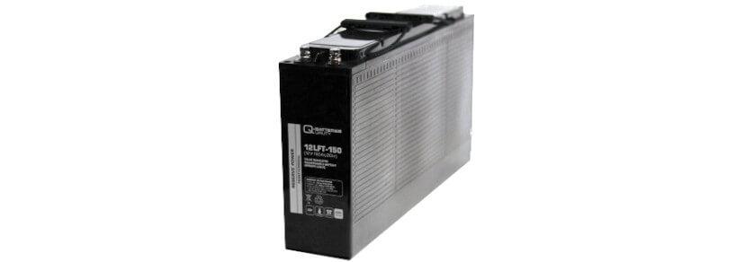 Q-Batteries Akkus Frontterminal