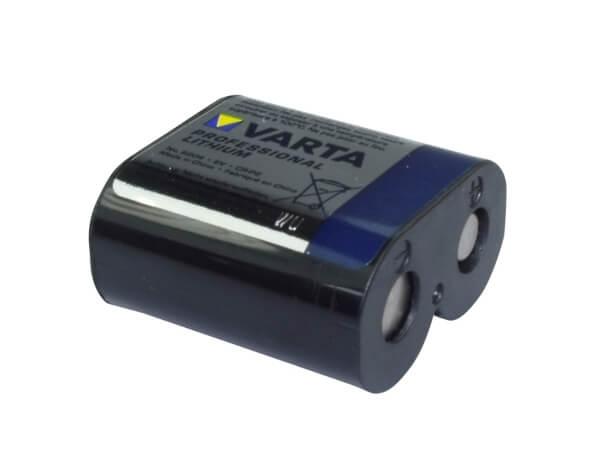 Varta CR-P2 6V Professional Lithium Batterie