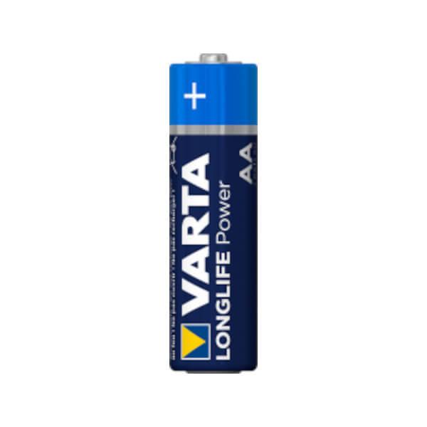 Varta Longlife Power AA LR6 Batterie 1,5V 2930mAh