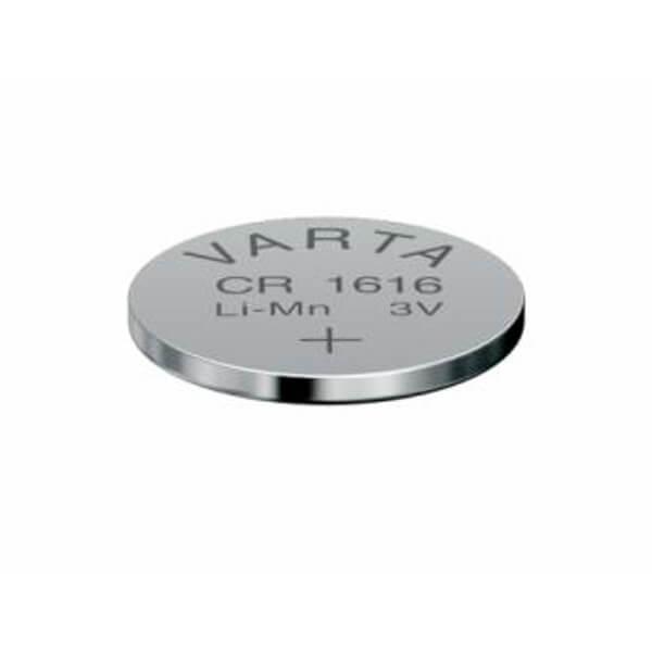 VARTA CR1616 Lithium Knopfzelle 3,0V 55mAh
