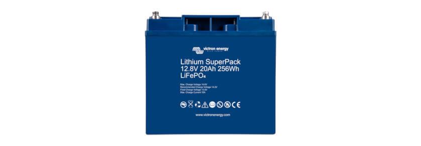 Victron Energy LiFePo4 Akkus