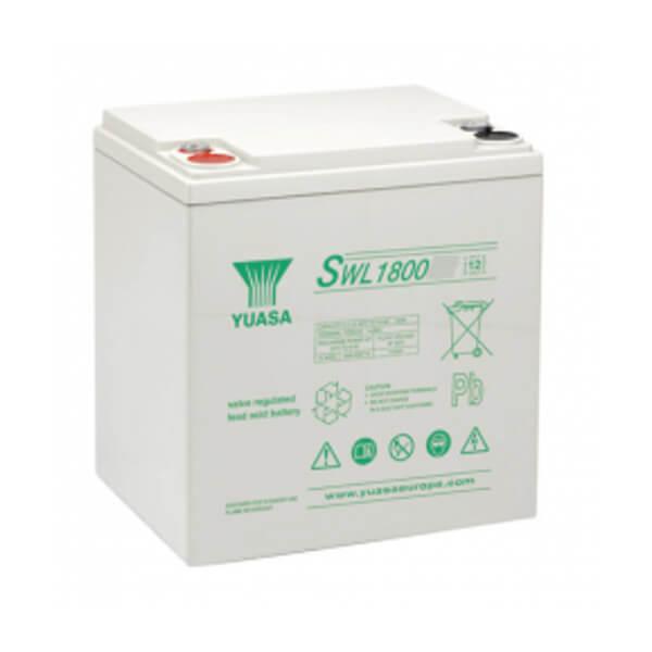 Yuasa SWL1800 12V 57,6Ah Blei-Akku / AGM Batterie
